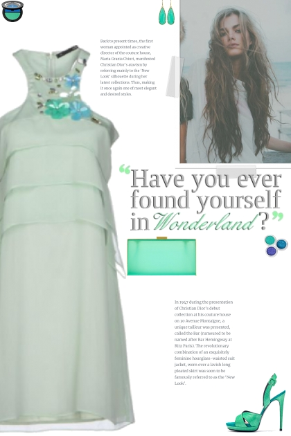 How to wear a Racer Front Layered Dress!