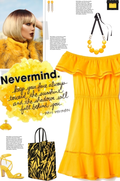 How to wear an Off-Shoulder Mini Dress!