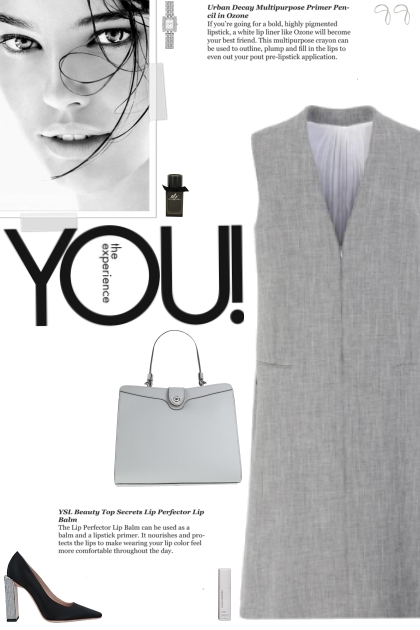 How to wear a Solid Color Sleeveless Dress!