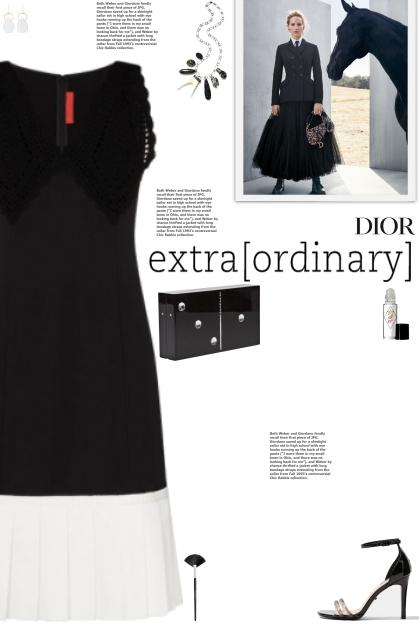How to wear a Crochet Panelled Sleeveless Dress!