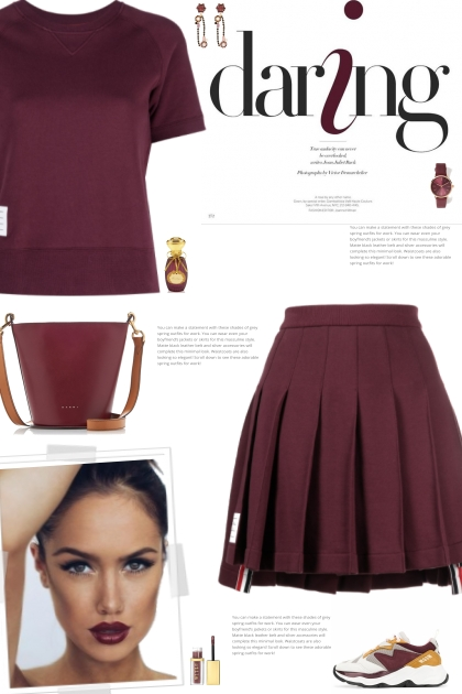 How to wear a Co-Ord Cotton Skirt Set!