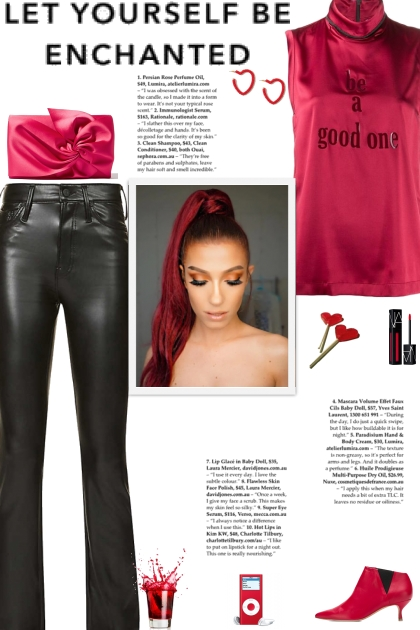 How to wear a High Neck Satin Sleeveless Top!