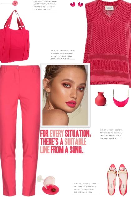 How to wear a Relaxed Fit Sleeveless Top!- combinação de moda