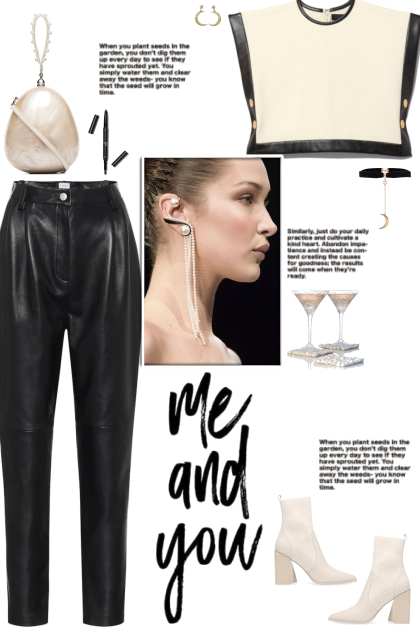 How to wear a Cropped Structured Top!