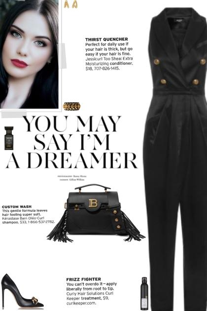 How to wear a High Waisted Silk Satin Jumpsuit!- combinação de moda