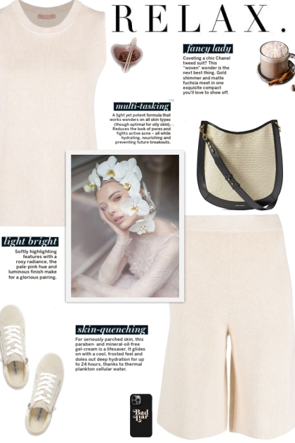 How to wear a Co-Ord Knit Relaxed Set!