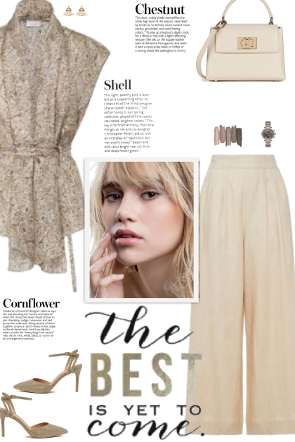 How to wear a Loose-Fitting Belted Top!