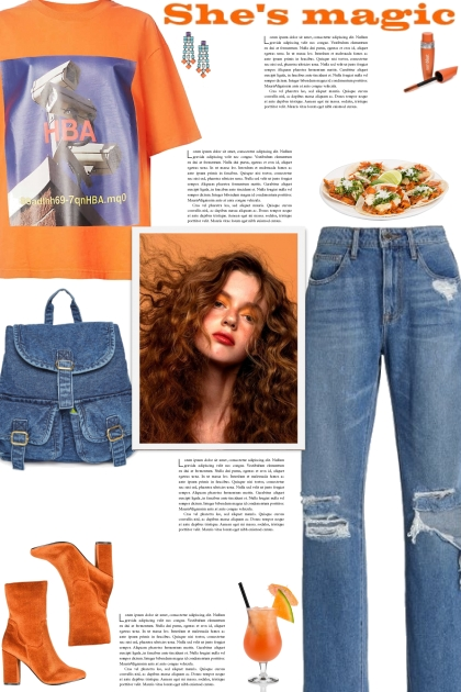How to wear a Graphic Print Oversized T-Shirt!