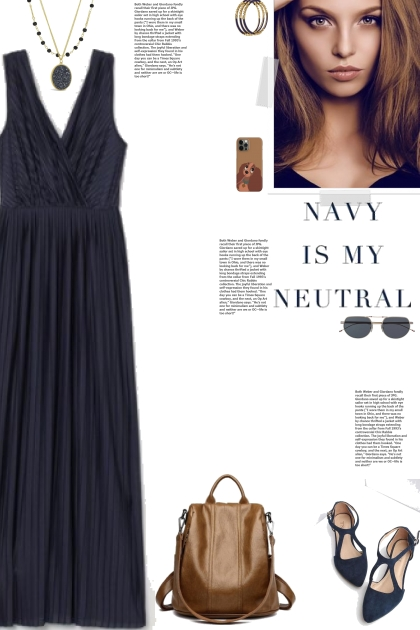 How to wear a Pleated Jersey Maxi Dress!