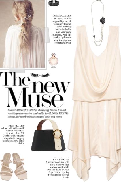 How to wear a Draped Sleeveless Mini Dress!