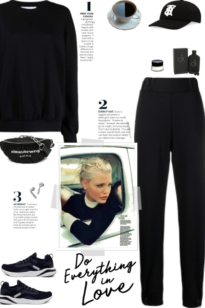 How to wear a Co-Ord Solid Color Activewear Set!