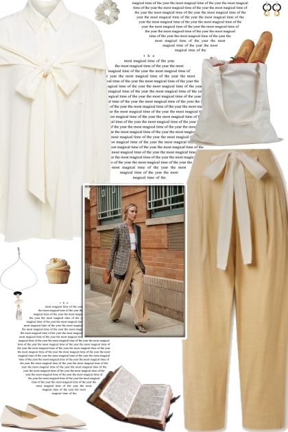 How to wear Linen-Blend Bow Detailed Culottes!