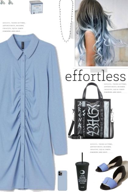How to wear a Knee-Length Fitted Dress!