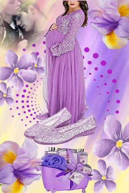 Maternity Dress Maxi - 搭配