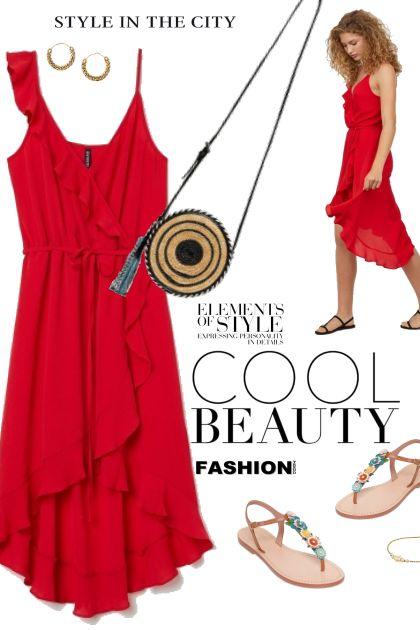 Rockin' Red Dress