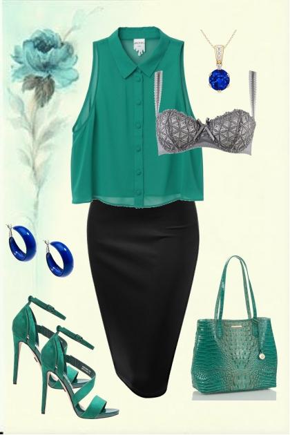 Cool Green