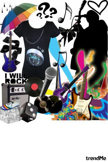 Fashion rock's