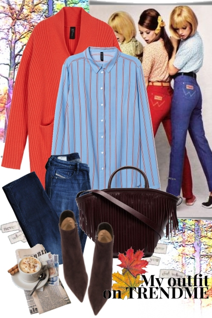 My outfit on TRENDME