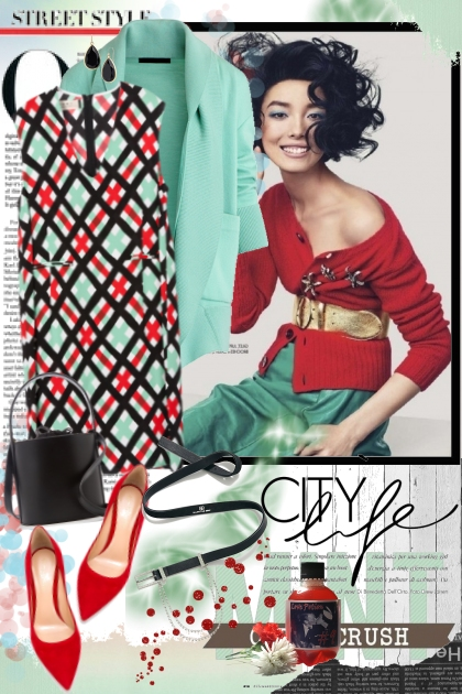 Mint&Red