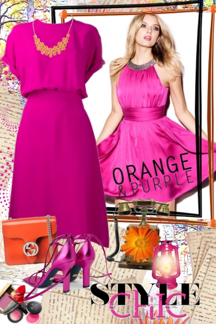 Orange&Purple