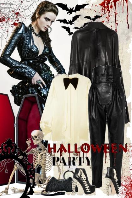 Halloween party- Kreacja
