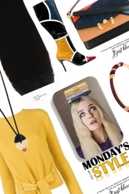 Monday's Style
