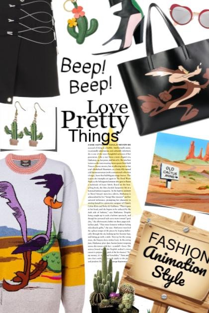 Beep Beep .. Style!