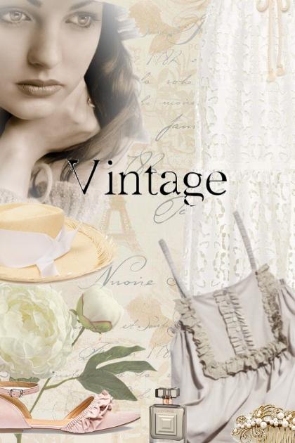 Vintage Girl_
