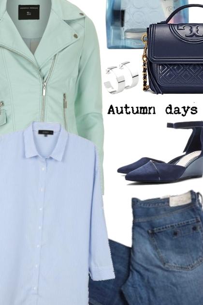 Blue Autunum