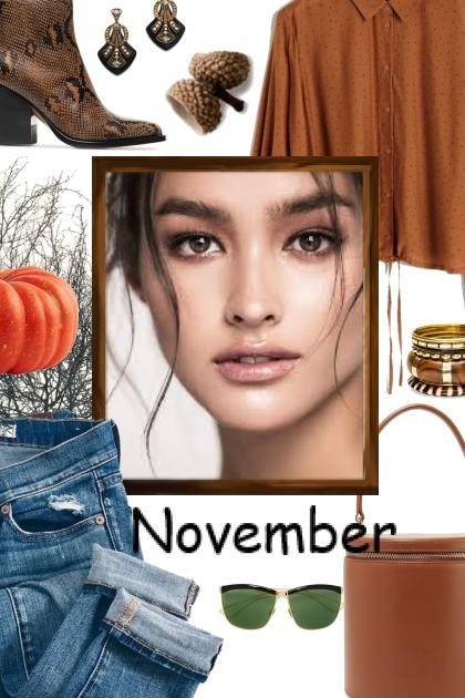 NOVEMBER!!