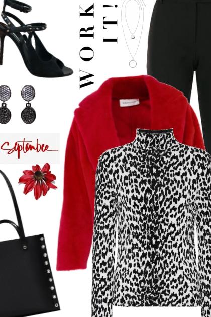 RED VS BLACK