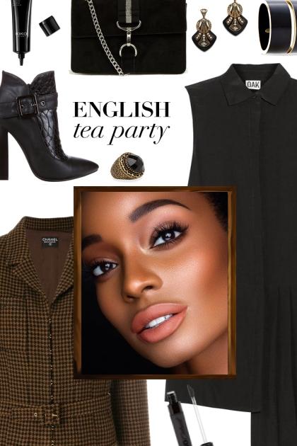 ENGLISH TEA PARTY