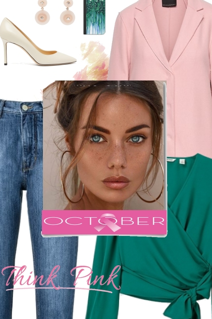 OCTOBER WITH PINK