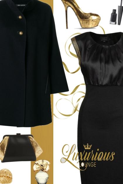 GOLD VS BLACK!!