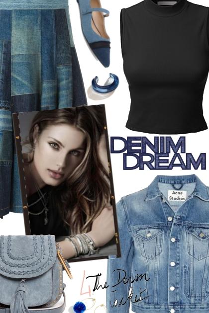 DENIM DREAM!