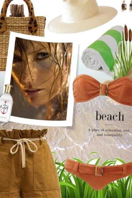 i want beach