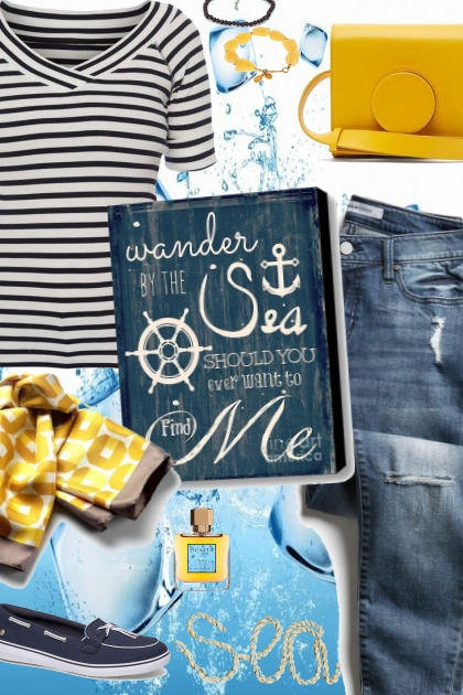 sea- Fashion set