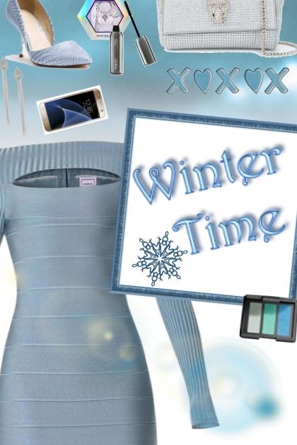 WINTERTIME!!- Fashion set