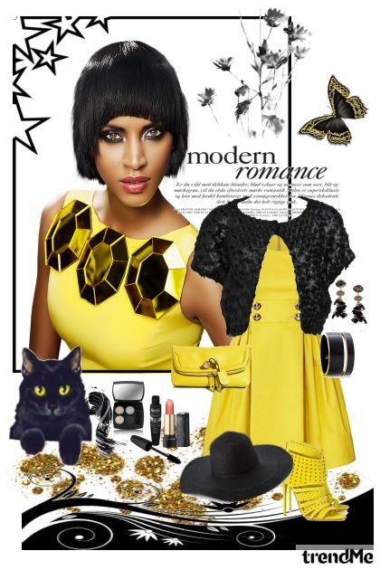 modern romance- Fashion set