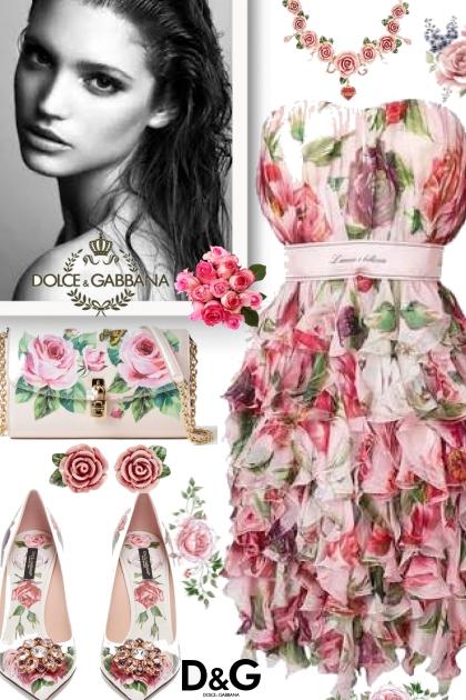 Dolce&Gabbana Florals