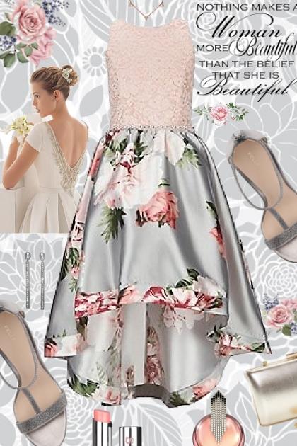 Beautiful Lady- Fashion set