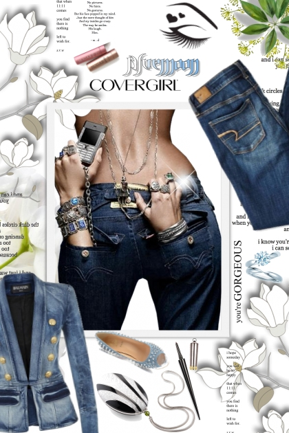 I love jeans by bluemoon