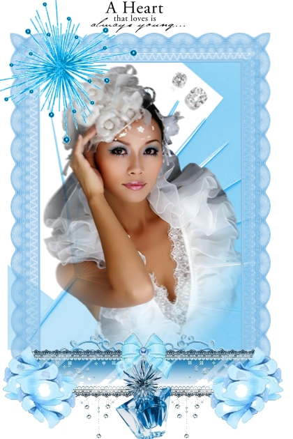 Blue Parfum by bluemoon
