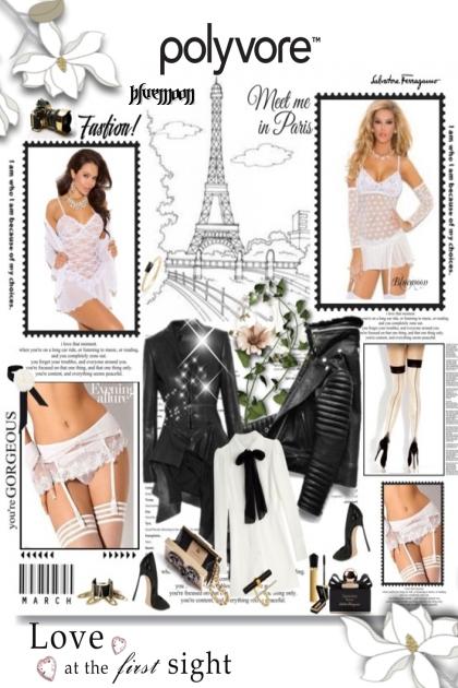 Meet me in Paris bluemoon's Polyvore set
