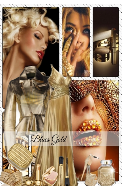 Blues Gold by bluemoon