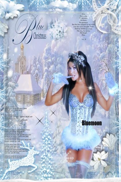 A Merry Christmas- Fashion set