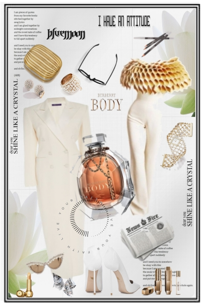 Body Burberry By Blucinzia