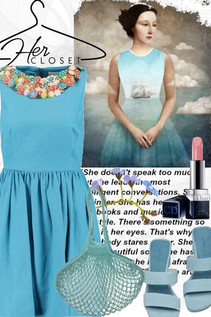 Summer look - Modna kombinacija