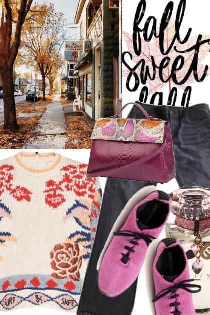 Sweet fall.....