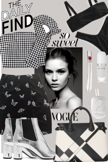 Black And Vogue